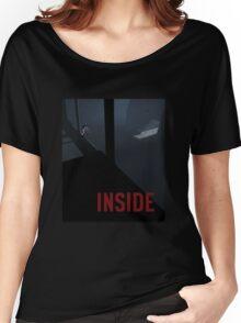 inside Women's Relaxed Fit T-Shirt