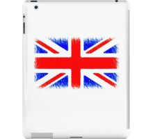 UNION JACK, BATTERED, British Flag, UK, United Kingdom, Blighty iPad Case/Skin