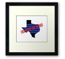 Remember our heroes Framed Print