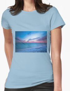 If By Sea Womens Fitted T-Shirt