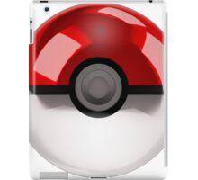 Poke Ball Pokemon iPad Case/Skin