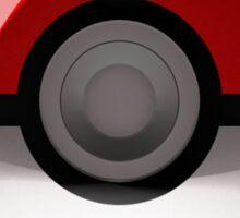 Poke Ball Pokemon Sticker
