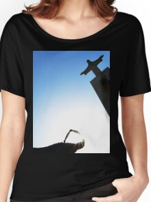Cristo Rei Women's Relaxed Fit T-Shirt