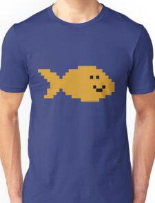 Unturned Fish Unisex T-Shirt