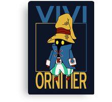 Vivi Ornitier v2 Canvas Print