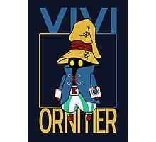 Vivi Ornitier v2 Photographic Print