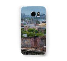 San Juan, Puerto Rico Samsung Galaxy Case/Skin