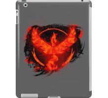 Go! Team Valor! iPad Case/Skin