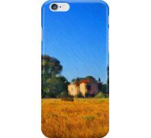Provence Landscape iPhone Case/Skin
