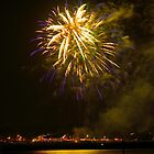 Fireworks from Last Night 2014 July 4th by imagetj