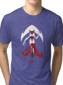 All Will Be One Tri-blend T-Shirt
