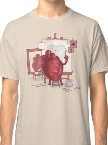 Self Portrait T-shirt Classique