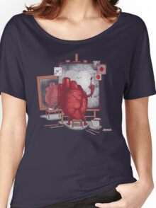 Self Portrait Women's Relaxed Fit T-Shirt