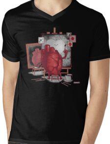 Self Portrait Mens V-Neck T-Shirt