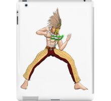 Heroes of Chapatiz-Zalabri iPad Case/Skin
