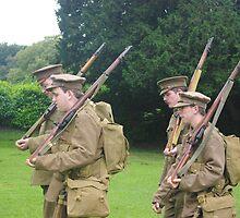 Birmingham Battalion, Royal Warwickshire Regiment (Birmingham Pals) by HotThingPhotos