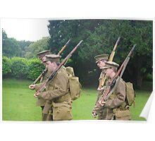 Birmingham Battalion, Royal Warwickshire Regiment (Birmingham Pals) Poster