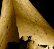 Luxor skyward Sticker