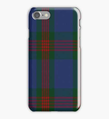 02110 Wilson #2 Tartan iPhone Case/Skin