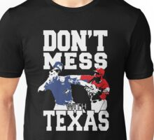 Texas - Don't Mess With Texas Unisex T-Shirt