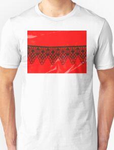 Black Lace Series  Unisex T-Shirt