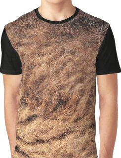 Bison Fur Graphic T-Shirt