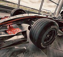 McLaren F1 Car by Rob Howard