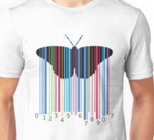 cute and cool modern butterfly design Unisex T-Shirt