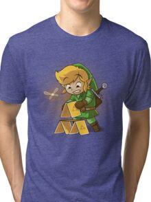 Trihouse of Cards Tri-blend T-Shirt