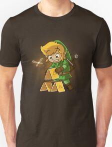 Trihouse of Cards Unisex T-Shirt