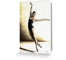 Dance Alive Greeting Card