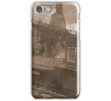 Gold Dust Saloon iPhone Case/Skin