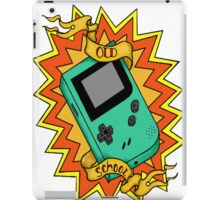 Game Boy Old School iPad Case/Skin
