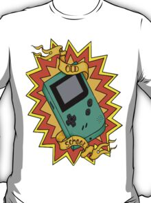 Game Boy Old School T-Shirt