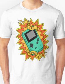 Game Boy Old School T-Shirt