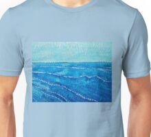 Japanese Waves original painting Unisex T-Shirt