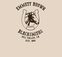 Emmett Brown Blacksmiths T-Shirt Unisex T-Shirt