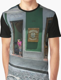Streets of San Juan Collection Graphic T-Shirt