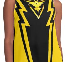 team yellow gear 2 Contrast Tank