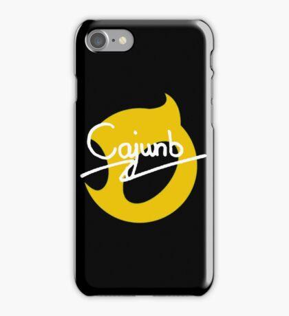 Dignitas cajunb | CS:GO Pros iPhone Case/Skin