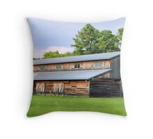 Landmark Barn Throw Pillow