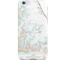 USGS TOPO Map Alaska AK Sumdum C-3 359386 2000 63360 iPhone Case/Skin
