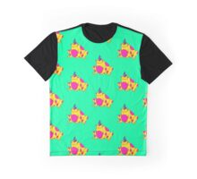 Wizard Frog Graphic T-Shirt