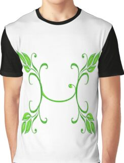 Letter H Graphic T-Shirt