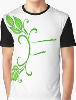 Letter F Graphic T-Shirt