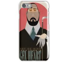 Robert De Niro iPhone Case/Skin