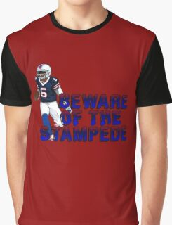 Tyrod Taylor - Buffalo Bills Graphic T-Shirt