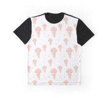 Jellyfish Bubbles Graphic T-Shirt