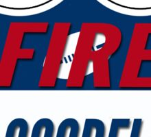 Fire Roger Goodell Sticker