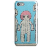 Friends For Life iPhone Case/Skin